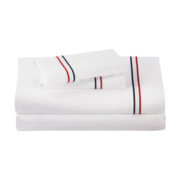 Patriot Stripe Duvet Cover Collection by Wildon Home ®