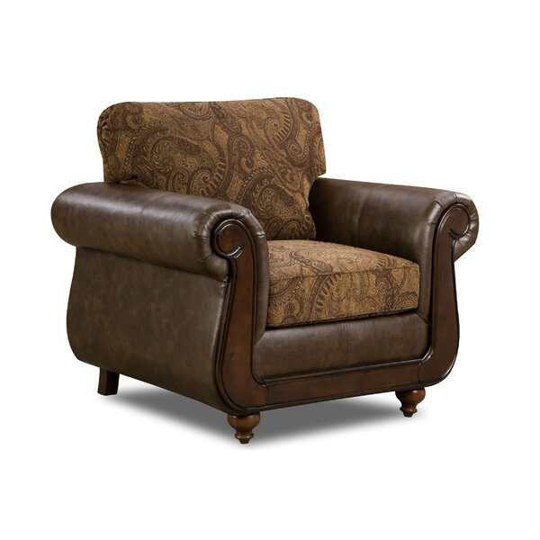 Yates Club Chair by Fleur De Lis Living