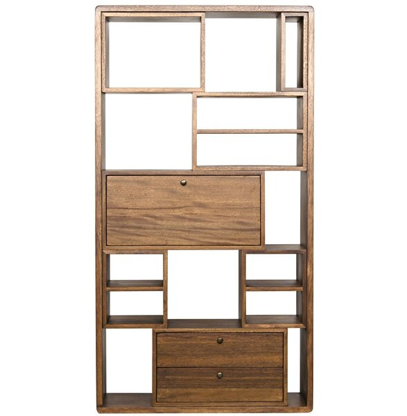 Norman Standard Bookcase by Noir