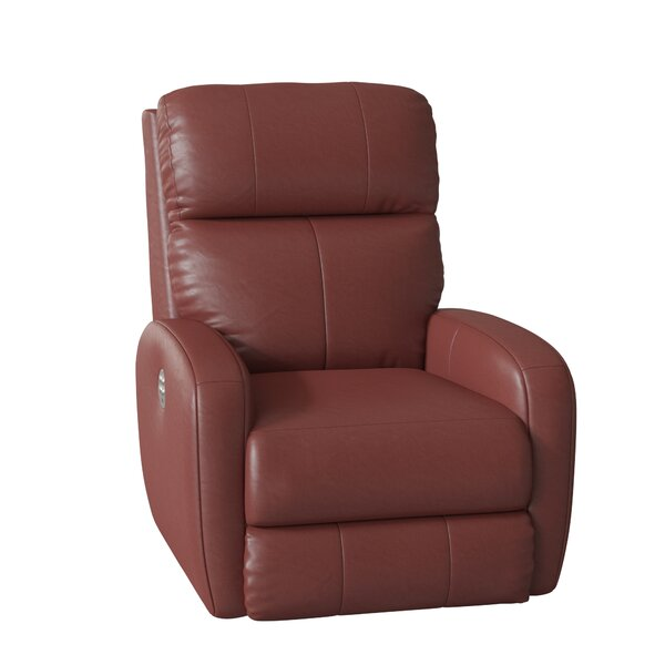 Primo Rocker Leather Recliner By Southern Motion