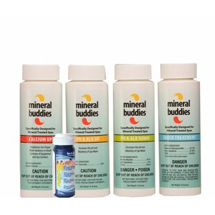 Mineral Buddies Refill Pack by Carefree Stuff