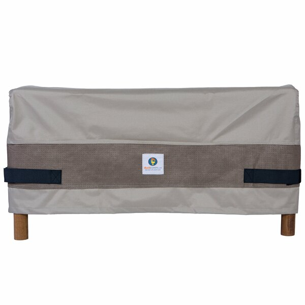 Ottoman/Side Table Cover by Freeport Park