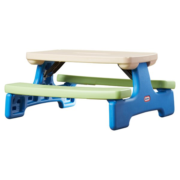 Easy Store Picnic Table by Little Tikes
