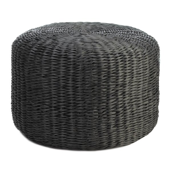 Eleonora All-Weather Pouf by Bay Isle Home