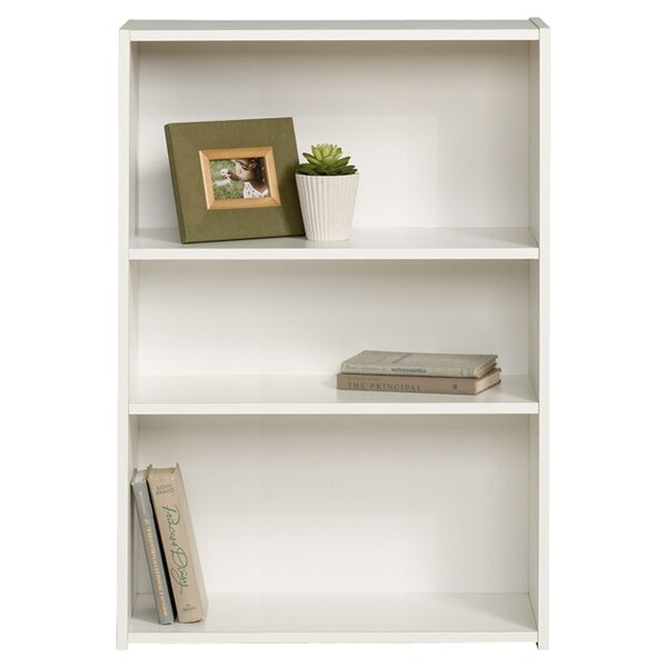 white bookcases youll love wayfair - White Bookshelves