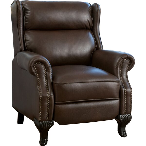 Andress Manual Recliner by Three Posts