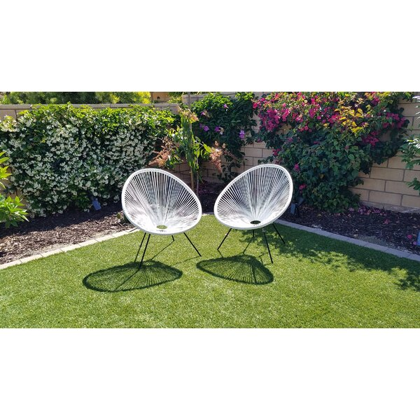 Bovina Patio Chair by Ivy Bronx