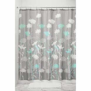 teal and gray shower curtain. Save To Idea Board Teal And Grey Shower Curtain  Wayfair