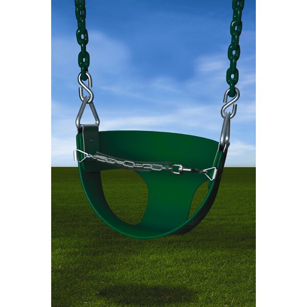 Half Bucket Swing by Gorilla Playsets