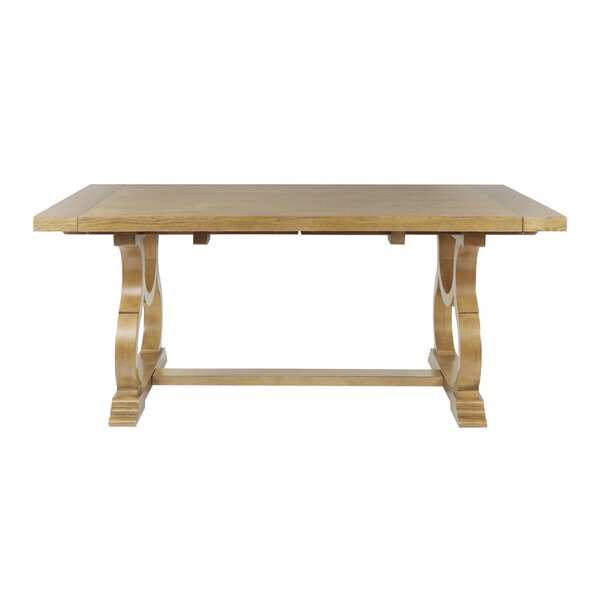 Linburg Extendable Dining Table by Madison Park Signature