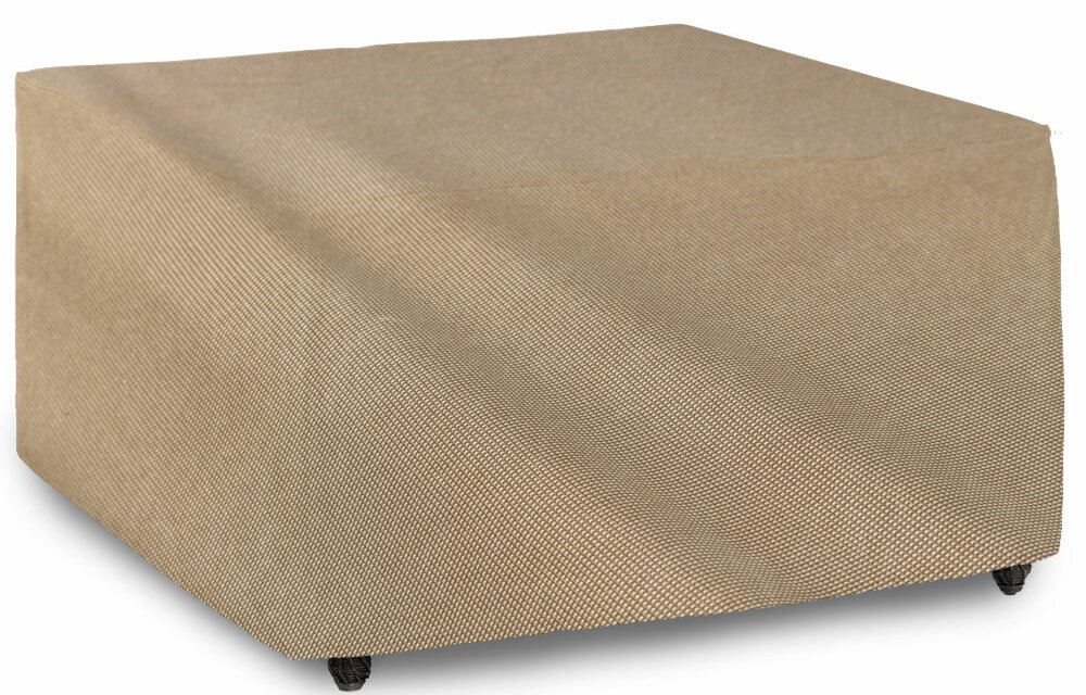 Budgeindustries English Garden Square Patio Table Cover Reviews Wayfair