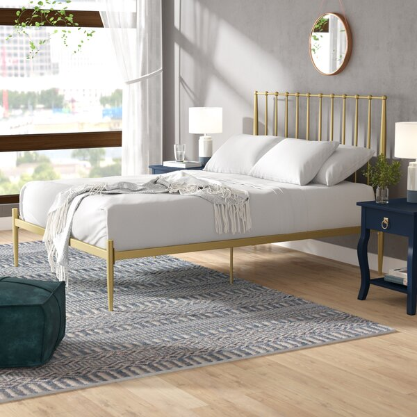 Rhys Platform Bed by Langley Street