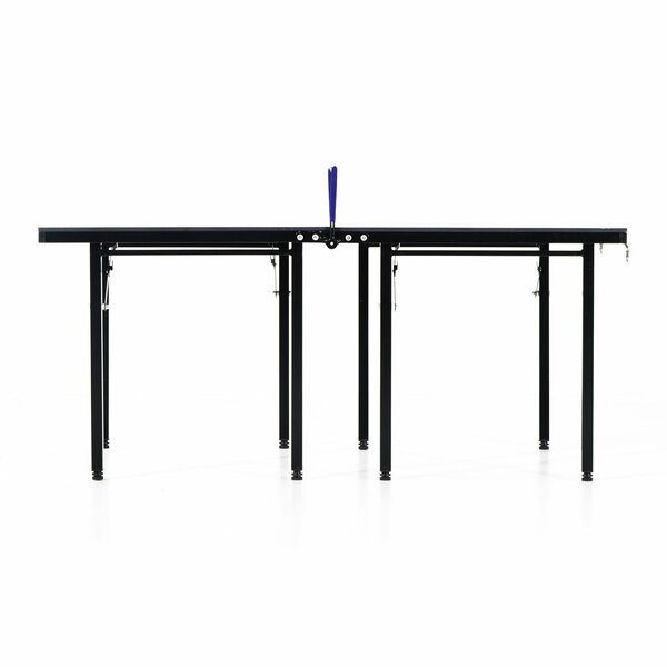 Mini Indoor/Outdoor Table Tennis Table by Aosom