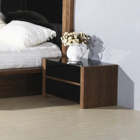 Traxler 2 Drawer Nightstand by Hokku Designs