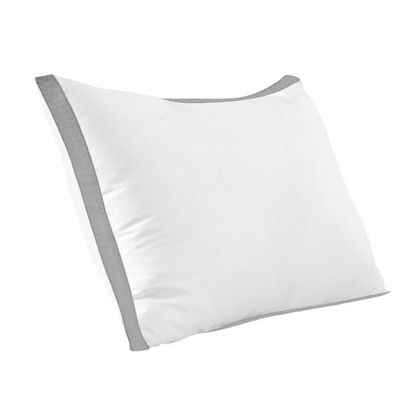 Calvin Gusset Down Alternative Queen Pillow by Alwyn Home