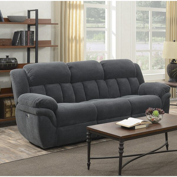 Shop Up And Coming Designers Kimmel Reclining Sofa by Winston Porter by Winston Porter