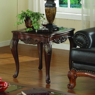Compare & Buy Montaillou End Table By Astoria Grand
