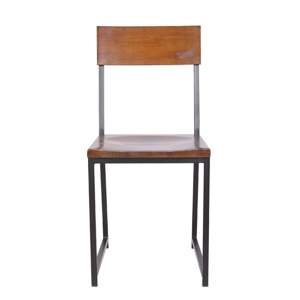 Taylor Upholstered Dining Chair (Set of 2) by Williston Forge Williston Forge