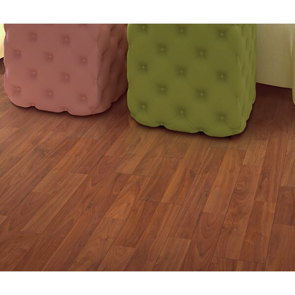 Copeland 8 x 47 x 7.87mm Walnut Laminate Flooring in Brown by Mohawk Flooring