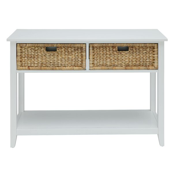 Devin Console Table By Rosecliff Heights