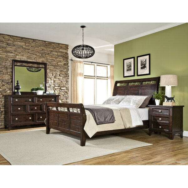 Haven Sleigh Configurable Bedroom Set by Imagio Home by Intercon