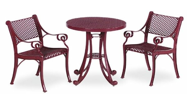 3 Piece Bistro Set by Wabash Valley