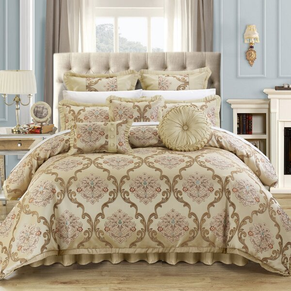 Garlock 9 Piece Comforter Set