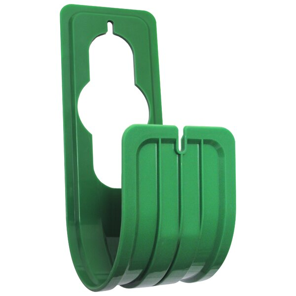 Deluxe Plastic Wall Mounted Hose Holder by EMSCO Group