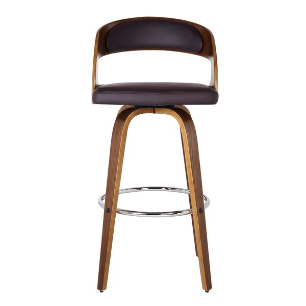Pensacola 30 Swivel Bar Stool by Corrigan Studio