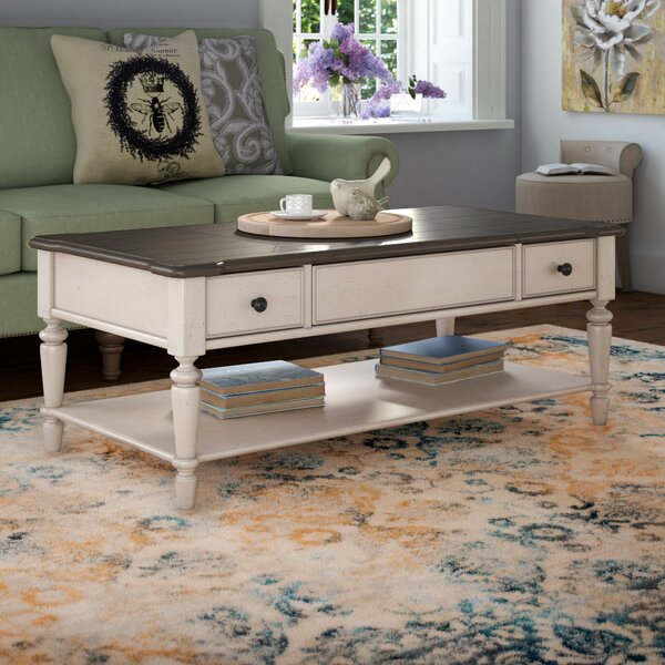 Ornithogale Lift Top Coffee Table by Lark Manor