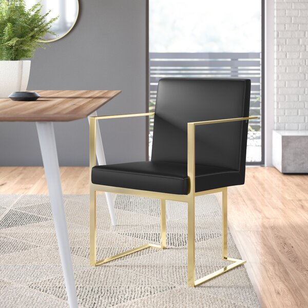 Dexter Upholstered Dining Chair By Willa Arlo Interiors