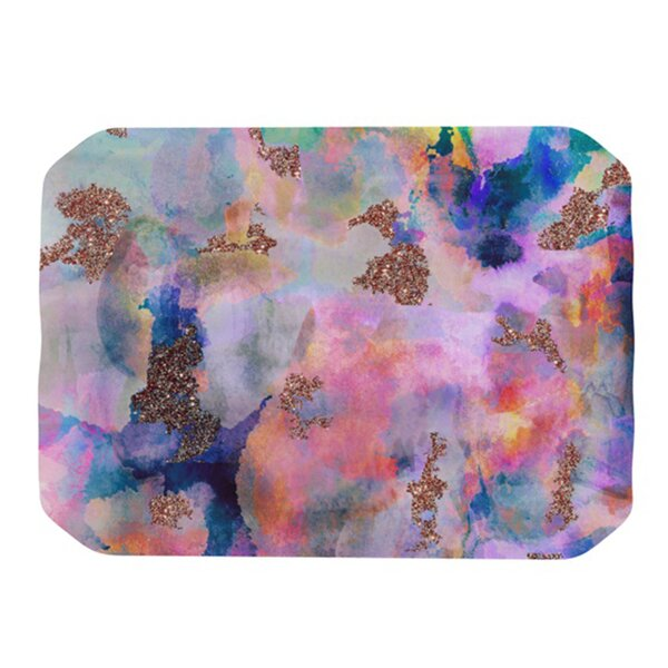 Sparkle Mist Placemat by KESS InHouse