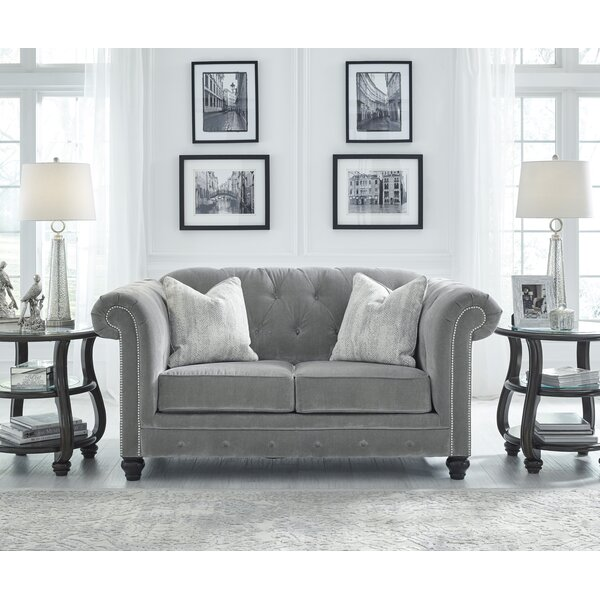 Shop The Complete Collection Of Aberdeenshire Loveseat by Alcott Hill by Alcott Hill
