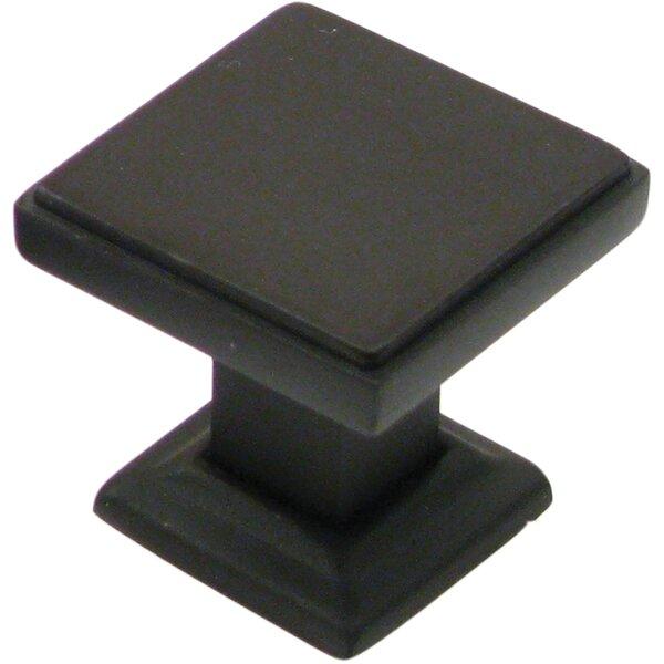 Square Knob by Rusticware