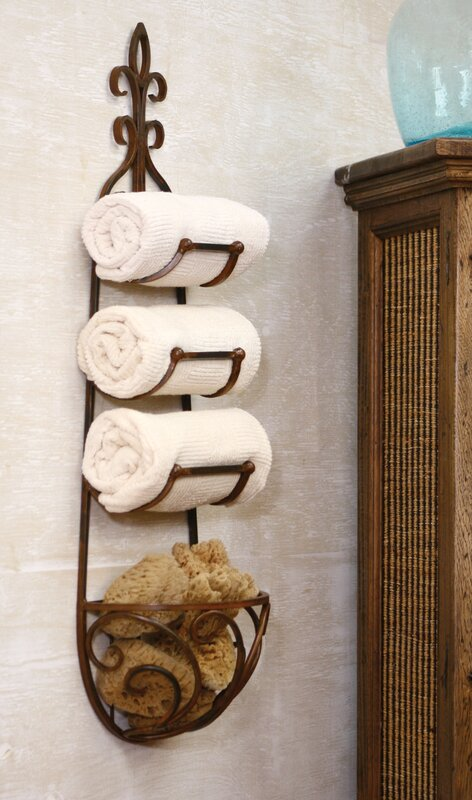Hanging Towel Rack