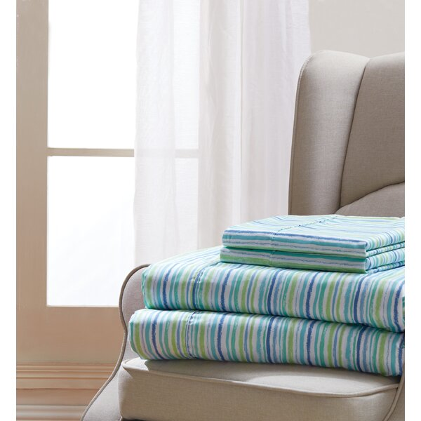 Chasse Sheet Set by Highland Dunes