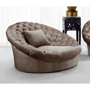 Woodrow Papasan Chair  by House of Hampton