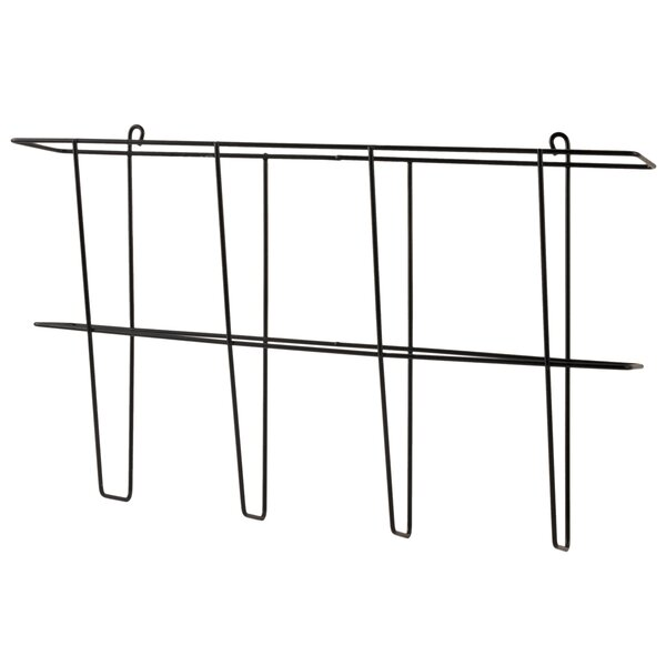 Wire Ware 1 Pocket Legal Size Literature Rack by Buddy Products