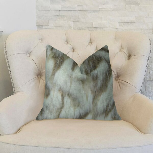 Garces Handmade Luxury Pillow by Everly Quinn