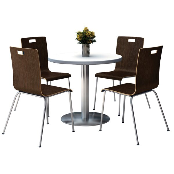 Mthimunye 5 Piece Dining Set by Latitude Run Latitude Run