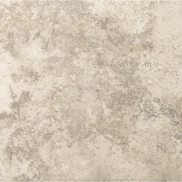 Taverna 20 x 20 Porcelain Field Tile in Crema by Emser Tile