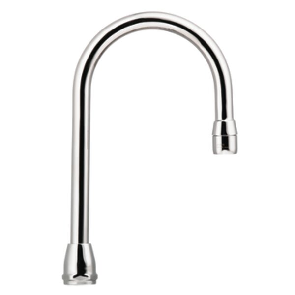 M-Dura 3-5/8 Reach Gooseneck Spout by Moen