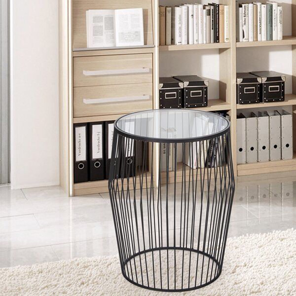 2016 New Minimalism Accent Stool by Adeco Trading