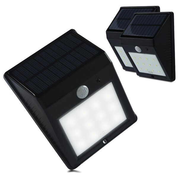 50W 12V Outdoor 1-Light LED Flood Light (Set of 3) by eTopLighting