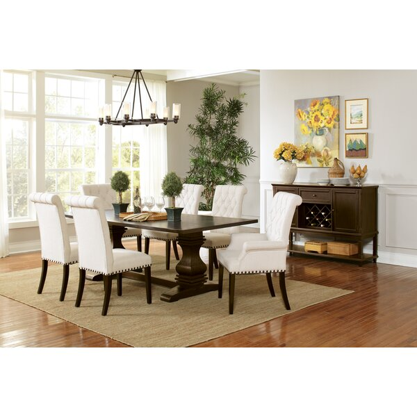 Skeffingt 7 Piece Dining Table Set by Gracie Oaks Gracie Oaks