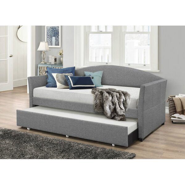 Eleni Twin Daybed With Trundle By Brayden Studio