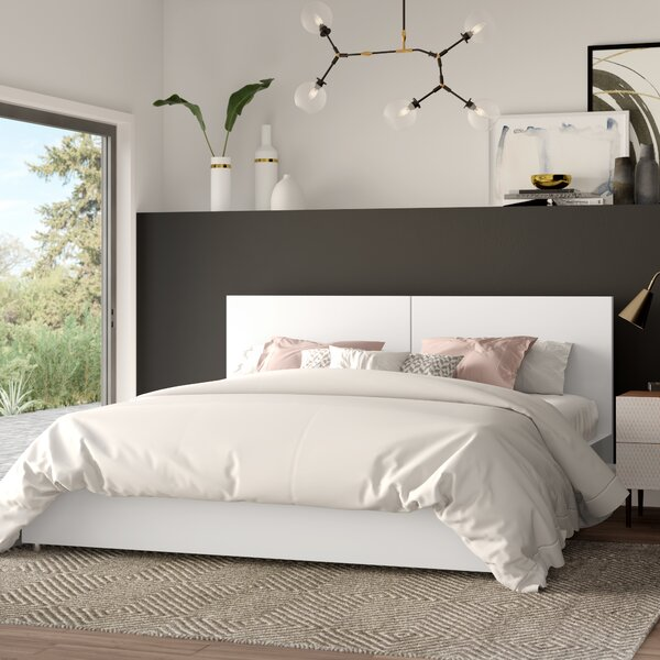 Karratha Platform Bed by Mercury Row