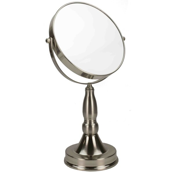 Double Sided Cosmetic Mirror by Home Basics