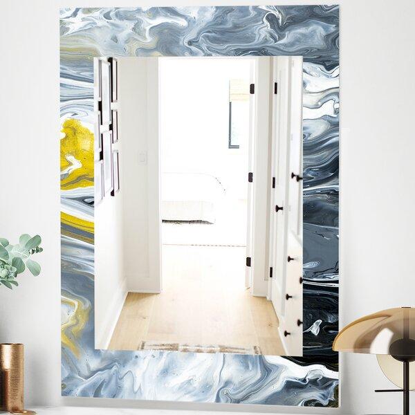 Marbled Geode 12 Bathroom/Vanity Mirror