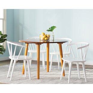 Honey Oak Dining Set | Wayfair